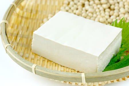 絹ごし豆腐と木綿豆腐