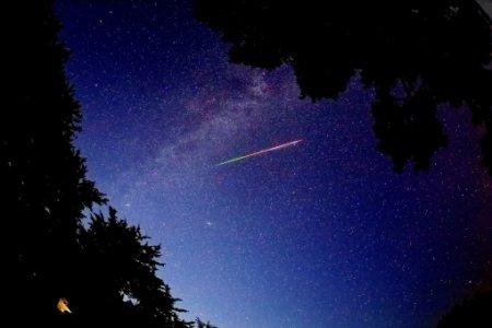 流れ星 隕石