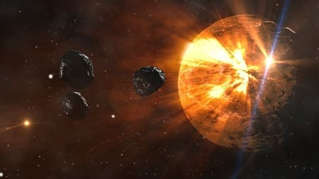 彗星 小惑星