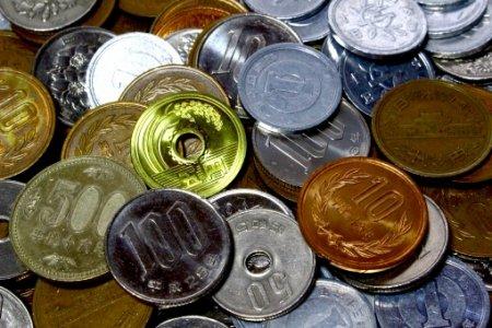 50円と5円玉の穴のサイズ