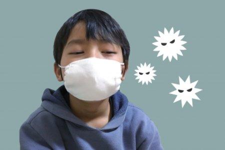 風邪 マスク ウイルス